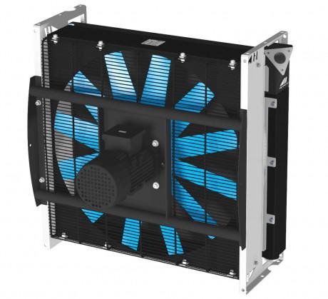 Теплообменник воздушно-маслянный ASA 0467 | 230/400V маслоохладитель