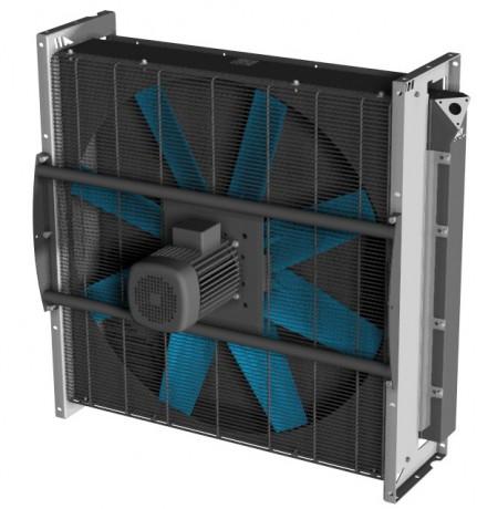 Теплообменник воздушно-маслянный ASA 0927 | 230/400 V маслоохладитель asahydraulik