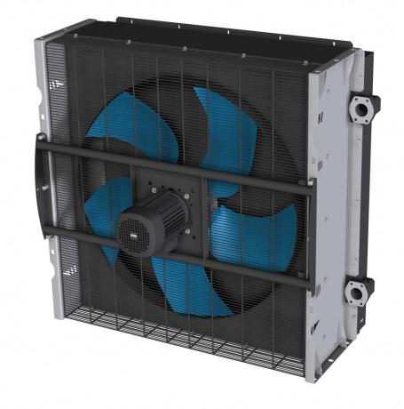 Теплообменник воздушно-маслянный HL HighLine 1247 | 230/400V asahydraulik маслоохладитель