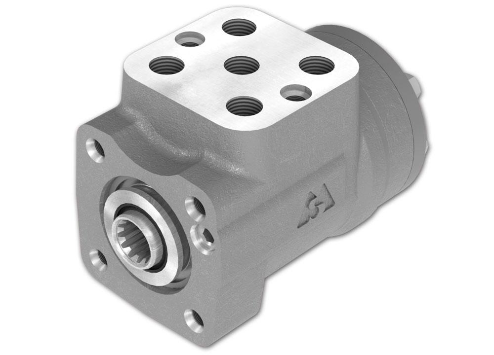 Насос дозатор HKU/PB M+S Hydraulic