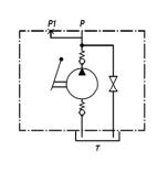 PAM-TS гидравлическая схема
