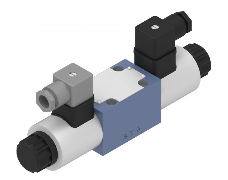 Редукционный клапан 3WZCDE6 Ponar купить гидроклапан