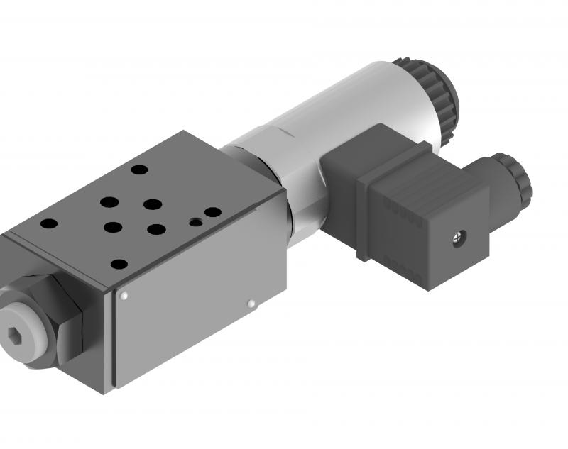 Редукционный клапан WZCR6 Ponar купить гидроклапан