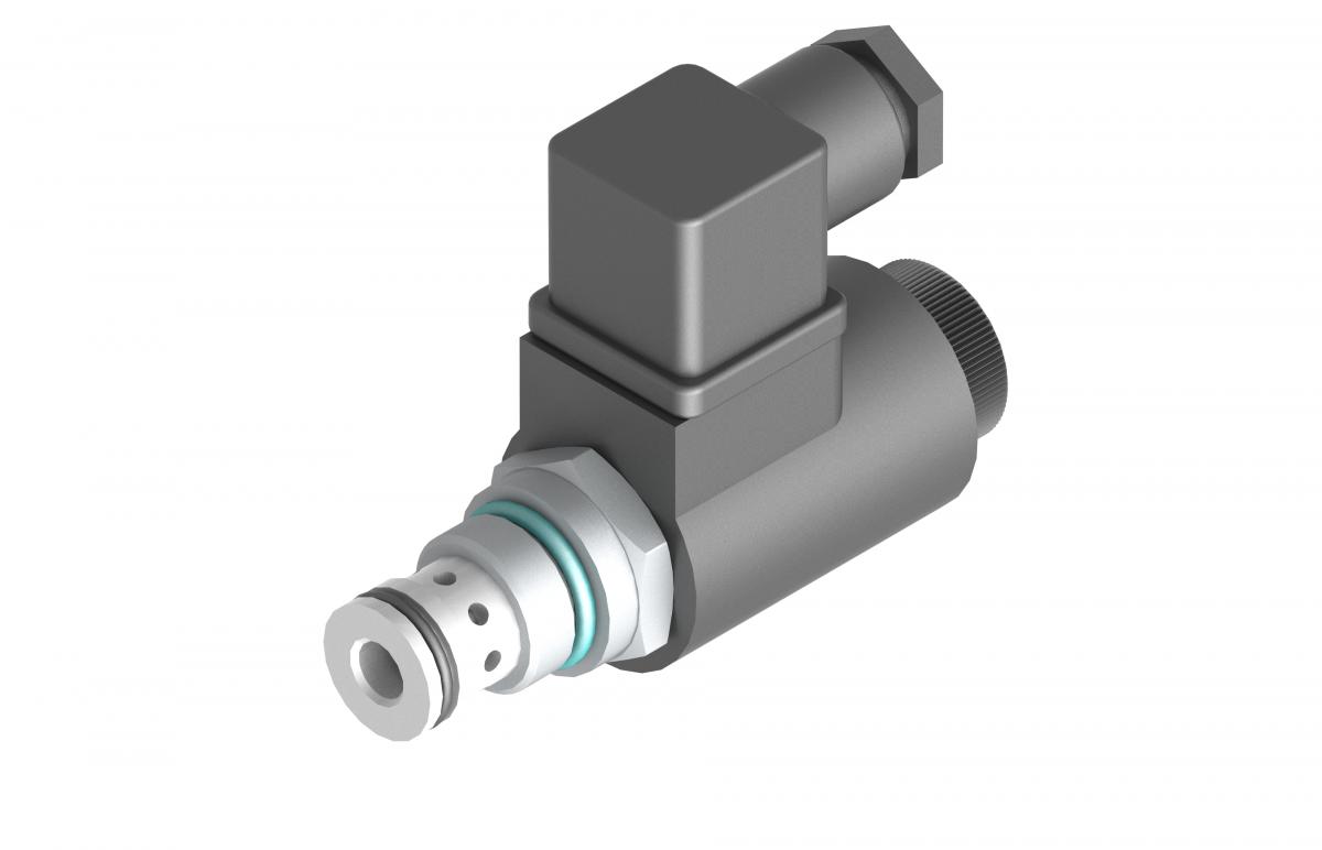 Клапан давления картриджный 2URED Ponar купить гидроклапан