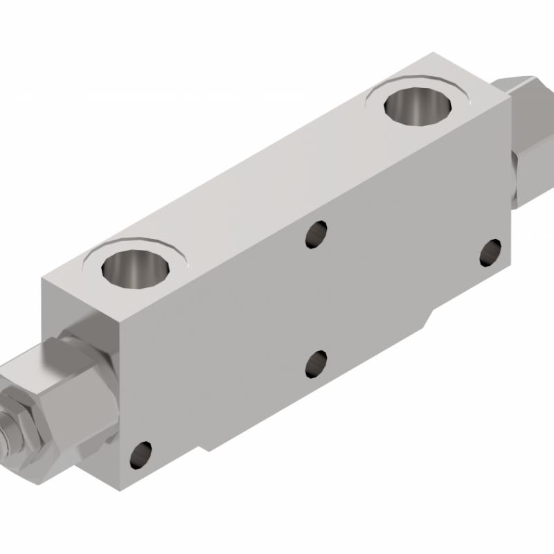 Тормозной клапан 2UZPHE6 Ponar купить гидроклапан