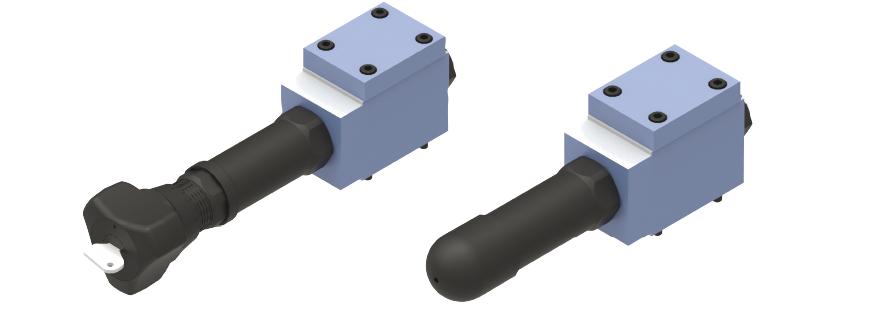 Предохранительный клапан DZ5DP Ponar купить гидроклапан