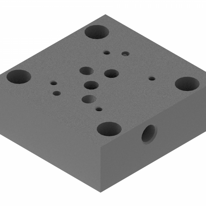Монтажная плита для гидрораспределителя G540/01 G541/01 ponar купить