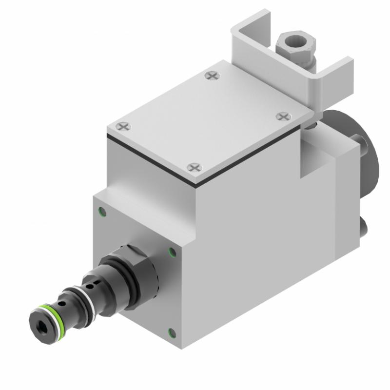 Редукционный клапан искробезопасный IWZCDE4 Ponar купить гидроклапан