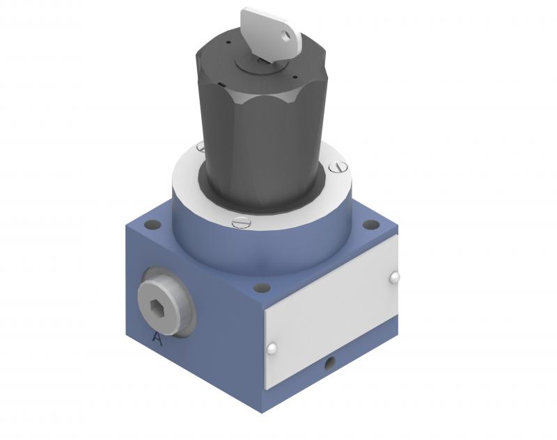 Дроссельный клапан UDDB10 Ponar купить гидроклапан