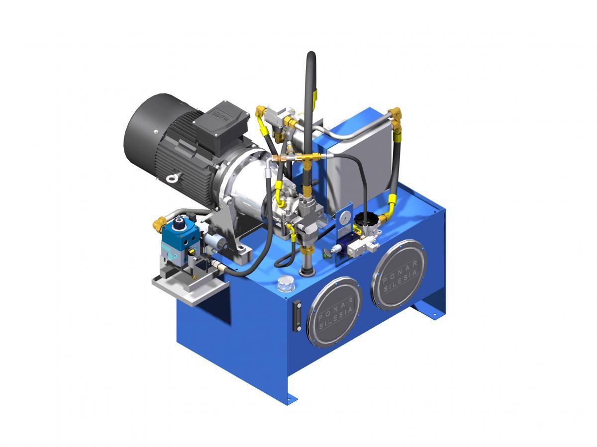 гидростанция UHPT Ponar Wadowice купить