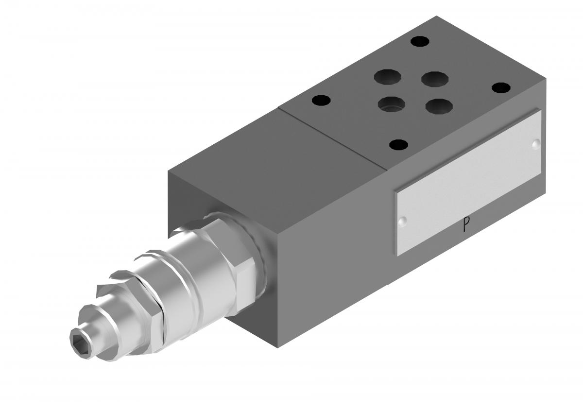 Редукционный клапан UZCR Ponar купить гидроклапан понар