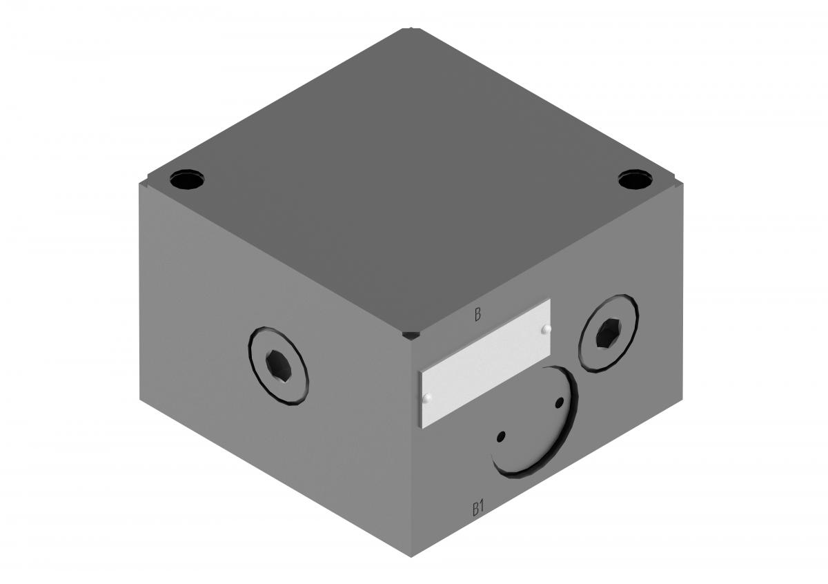 Клапан постоянного направления потока UZFС Ponar купить клапан понар