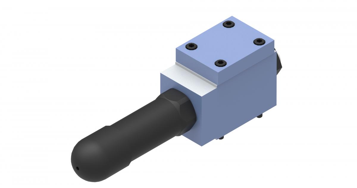 Предохранительный клапан UZKB6 Ponar купить гидроклапан