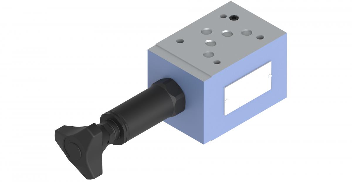 Предохранительный клапан UZKC Ponar купить гидроклапан давления