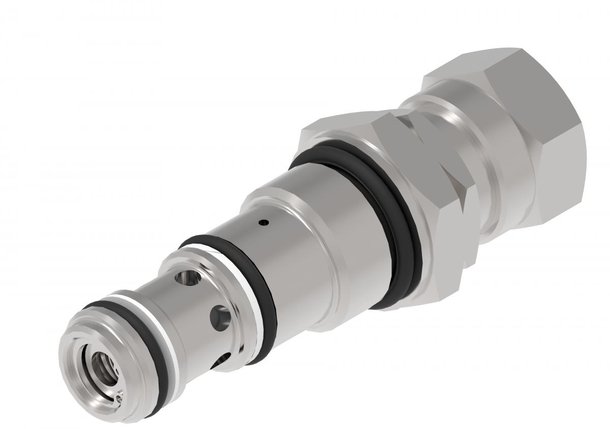 Тормозной клапан UZPHD Ponar купить клапан давления гидравлический