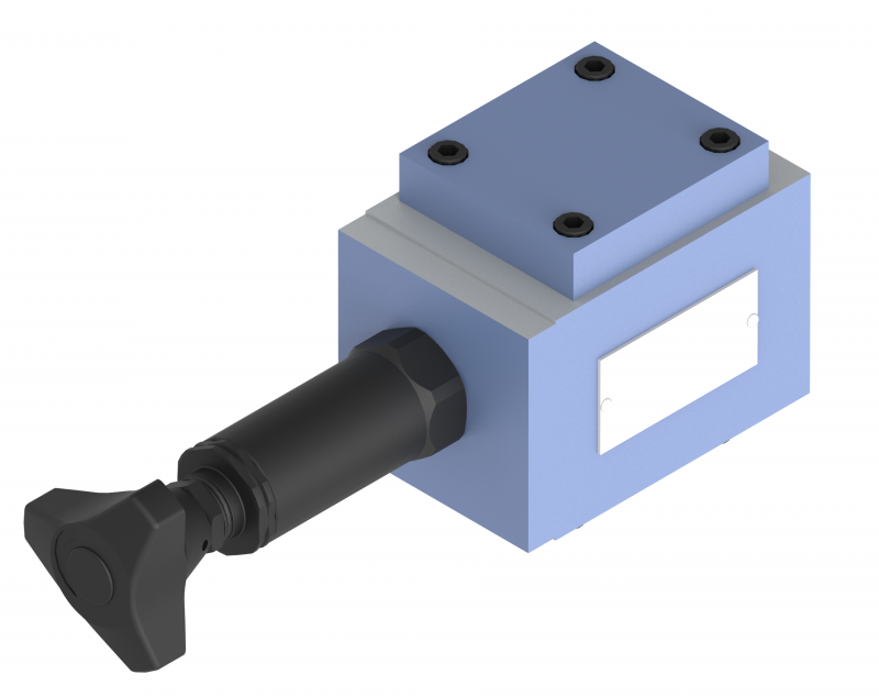 Редукционный клапан UZRB6 Ponar купить гидроклапан