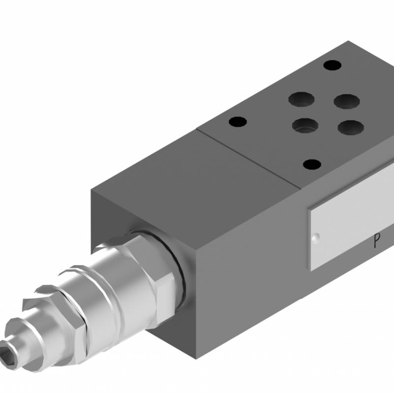 Редукционный клапан UZRR6 Ponar купить гидроклапан