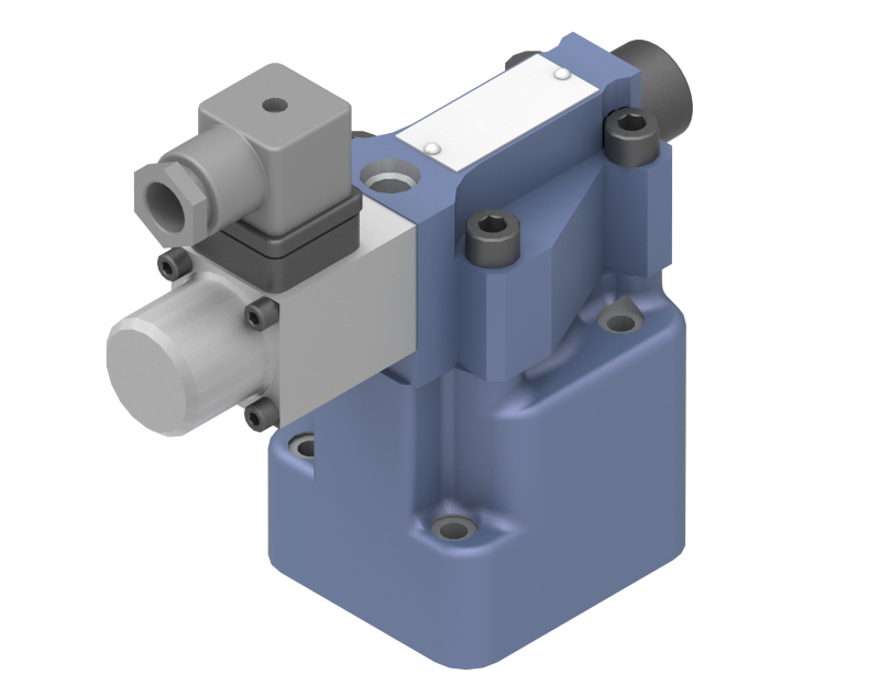 Редукционный клапан WZCPE Ponar купить гидроклапан