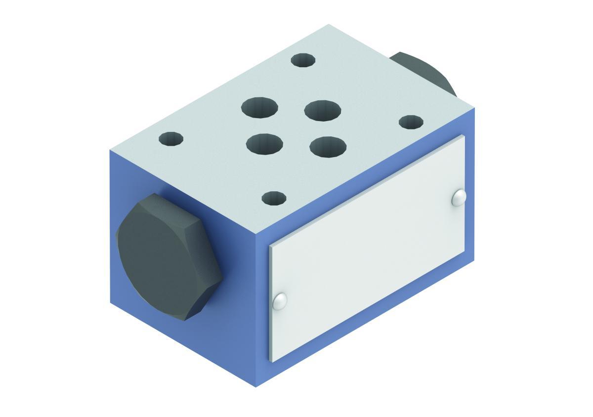Обратный клапан модульный Z2S Ponar купить