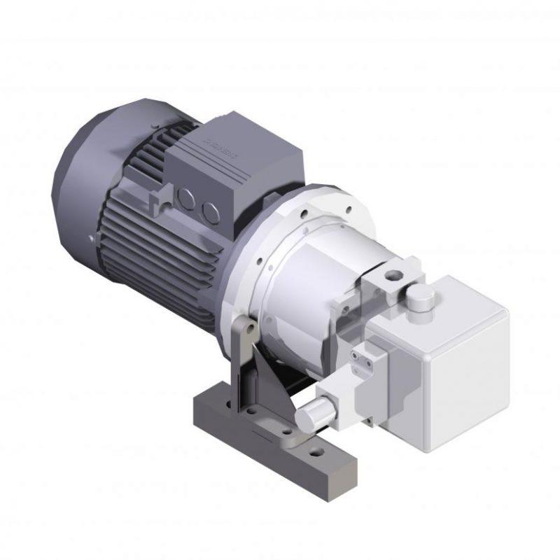 Насосный агрегаты с шестеренным насосам ZPPZ Ponar