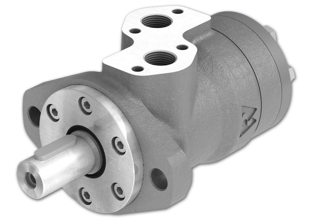 героторный гтдромотор серии mp m+s hydraulic