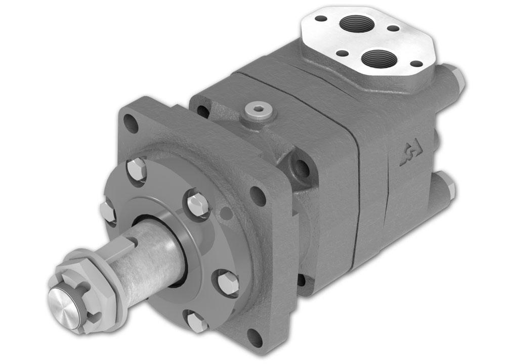 Героторный гидромотор MT M+S Hydraulic