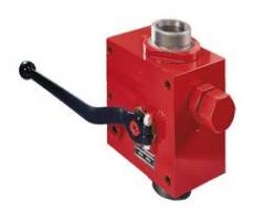 блок заполнения и контроля гидроаккумулятора hydac