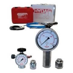 Устройство для заправки и контроля гидроаккумуляторов FPU Hydac