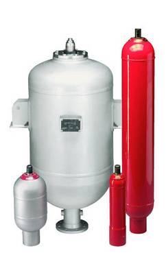 гидроаккумуляторы баллонные низкого давления hydac тип SB