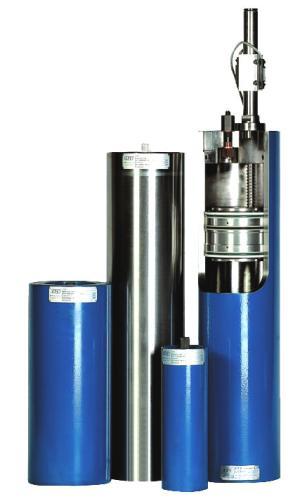 Поршневой гидроаккумулятор Epoll тип AP
