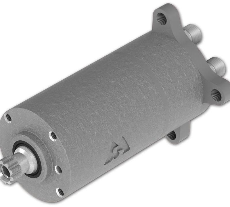 Насос дозатор HKUM.../4(PB) M+S Hydraulic