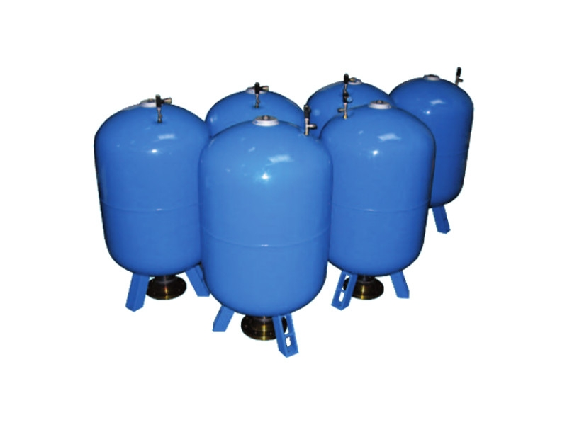 Гидроаккумуляторы балонные низкого давления тип ASE Epoll
