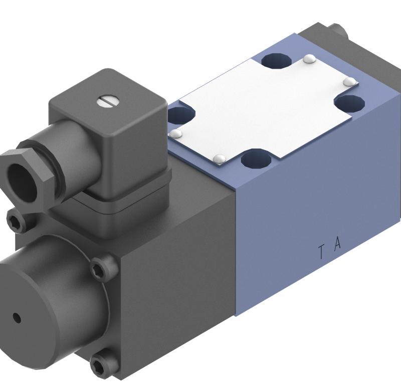 Гидрораспределитель седельный с электрическим управленем тип UREZ6 Ponar купить